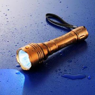 その他 【72個セット】LED防滴ハンディライト 2248320