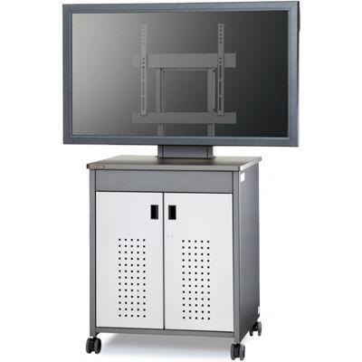 オーロラ 60インチ対応 スチールキャビネット PDC-V1400