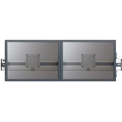 オーロラ 壁面デザインポールハンガー 小型横設置タイプ APH-20