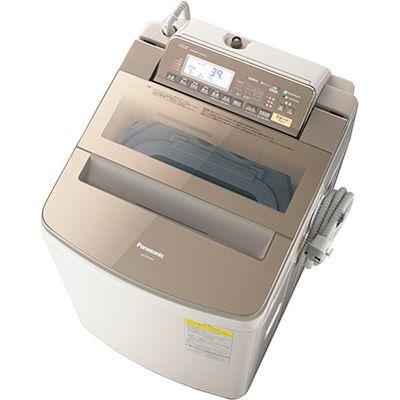 パナソニック 洗濯・脱水容量10kg:乾燥容量5kgタテ型インバーター洗濯乾燥機 (ブラウン) (NAFW100S3T) NA-FW100S3-T