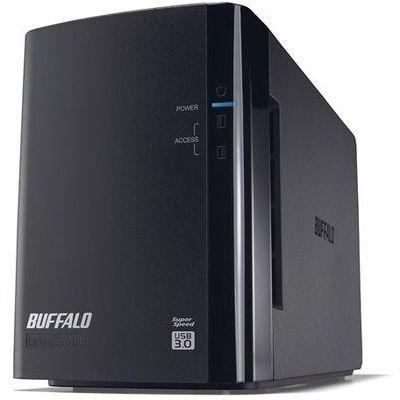 バッファロー RAID1対応 外付けHDD 2ドライブモデル 6TB (HDWH6TU3/R1C) HD-WH6TU3/R1-C【納期目安:追って連絡】