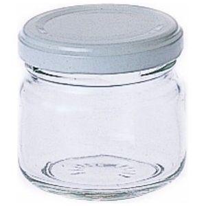 東洋佐々木ガラス ジャム瓶 90 (ガラス瓶 保存容器)【168個セット】 4973251210091