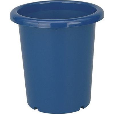 リッチェル 植木鉢 長鉢 8号 ブルー【40個セット】 4973895714825【納期目安:1週間】