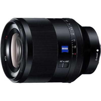 ソニー デジタル一眼カメラα[Eマウント]用レンズPlanar T* FE 50mm F1.4 ZA SEL50F14Z【納期目安:3週間】