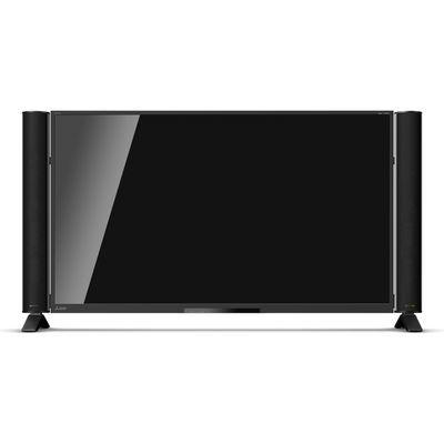 三菱電機 58インチ液晶カラーテレビ3チューナー 2TBのハードディスク内蔵 (ブラック) (LCD58LS3) LCD-58LS3