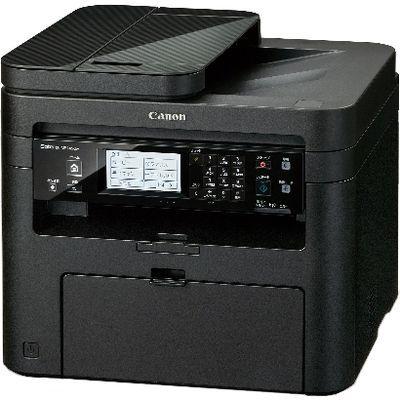 キヤノン A4モノクロレーザー複合機(ファクス付きモデル) MF245DW