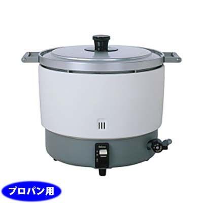 パロマ ガス炊飯器(プロパン用) PR-6DSS-LP