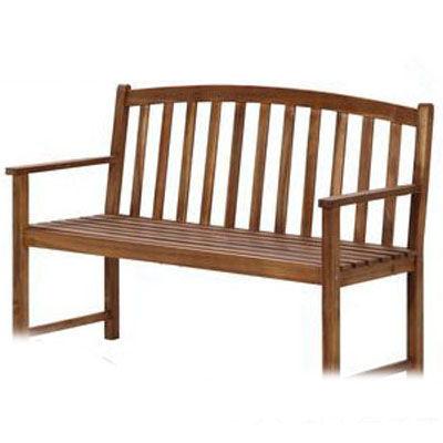 不二貿易 木製ベンチ 82064