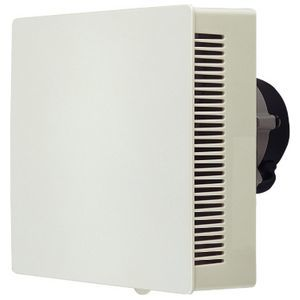 マックス(MAX) パイプ用排気ファン 局所換気 電動シャッター付 VF-H08TS3