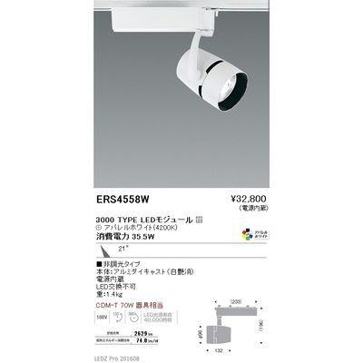 遠藤照明 LEDZ ARCHI series スポットライト ERS4558W