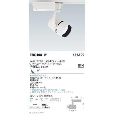 遠藤照明 LEDZ ARCHI series スポットライト ERS4081W
