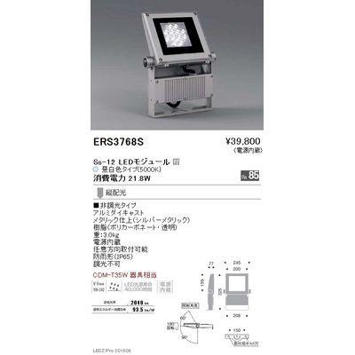 遠藤照明 LEDZ Ss series アウトドアスポットライト(看板灯) ERS3768S