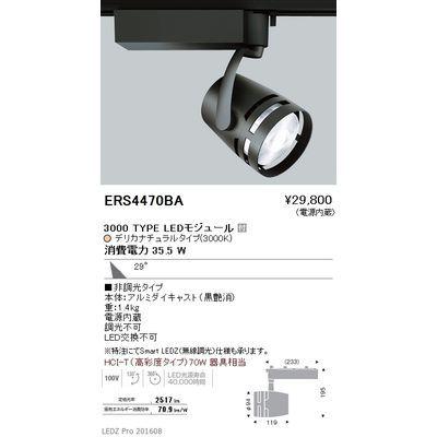 遠藤照明 LEDZ ARCHI series 生鮮食品用照明(スポットライト) ERS4470BA