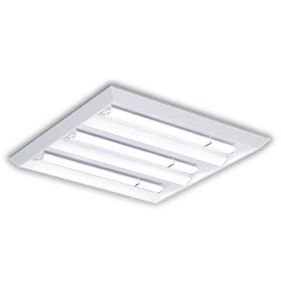 遠藤照明 LEDZ TWIN TUBE series スクエアベースライト 下面開放形 ERK9904W