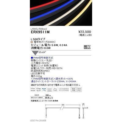 遠藤照明 LEDZ series 間接照明(屋内外兼用) ERX9511M