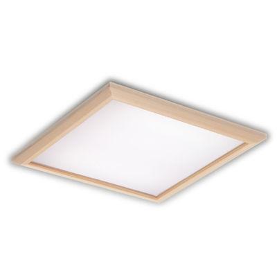 東芝 ベースライト□450和風乳白N色 LEKR745851JN-LD9