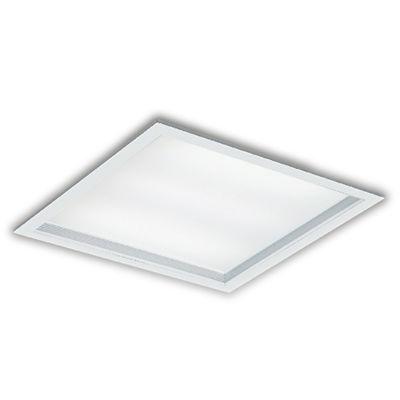 東芝 ベースライト□450深枠白W色 LEKR745651UW-LD9