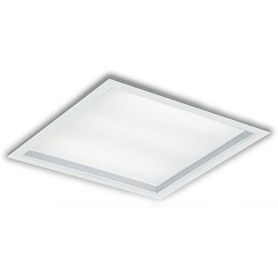 東芝 ベースライト□600深枠白L色 LEKR760101UL-LD9