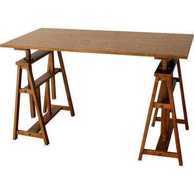 市場(Marche) hommage Atelier Table (ブラウン) HMT-2665-BR