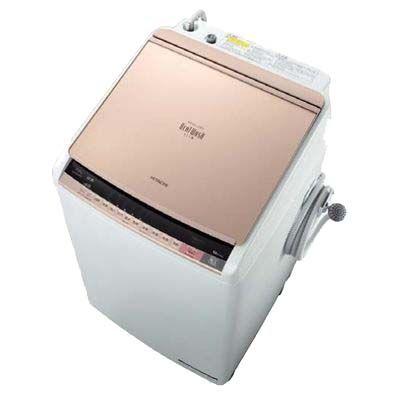 大勧め 日立【洗濯7kg 日立 (シャンパン)/簡易乾燥3.5kg】スリムボディのタテ型洗濯乾燥機ビートウォッシュ (シャンパン) BW-DV703S-N【納期目安:追って連絡】, 諏訪楽器:4998f0d2 --- bozoklar.org