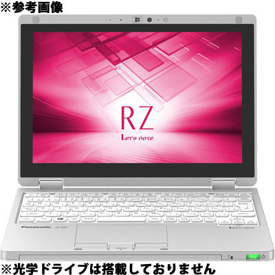 Let'sNote/RZ6 Let'sNote パナソニック RZ シリーズ CF-RZ6RDRVS