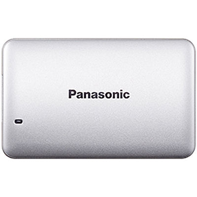 パナソニック ポータブルSSD約256GB (RPSUD256P3) RP-SUD256P3
