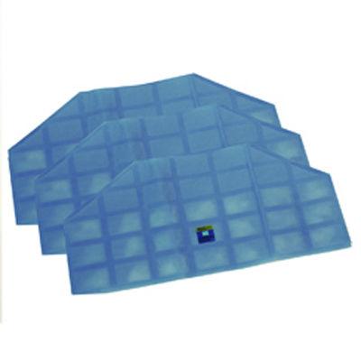 富士パックス販売 ホコリよけ 湿気・臭い対策肩カバー110番【50個セット】 h809