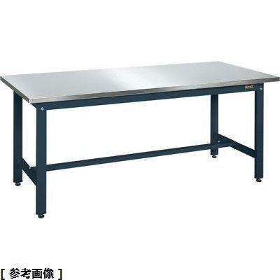 サカエ 軽量作業台KKタイプ・ステンレス天板仕様 KK-096SU3DN