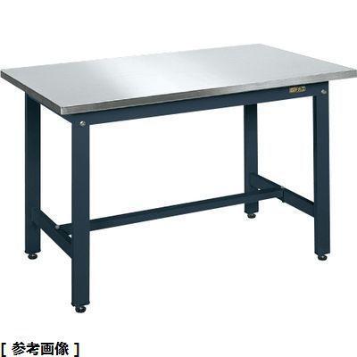 サカエ 軽量作業台KKタイプ・ステンレス天板仕様 KK-187SU4DN