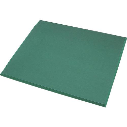 カーボーイ カーボーイ 足腰マット ESD Mサイズ グリーン AM02ESD