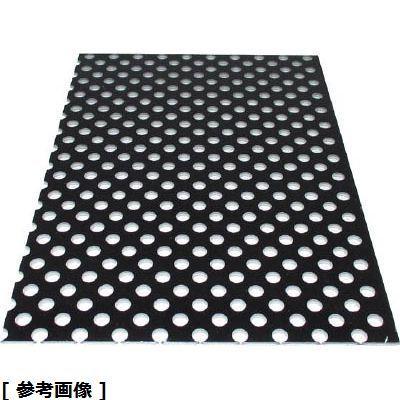 アルインコ アルインコ アルミ複合板パンチ 3X1820X910 ブラック CG91P11