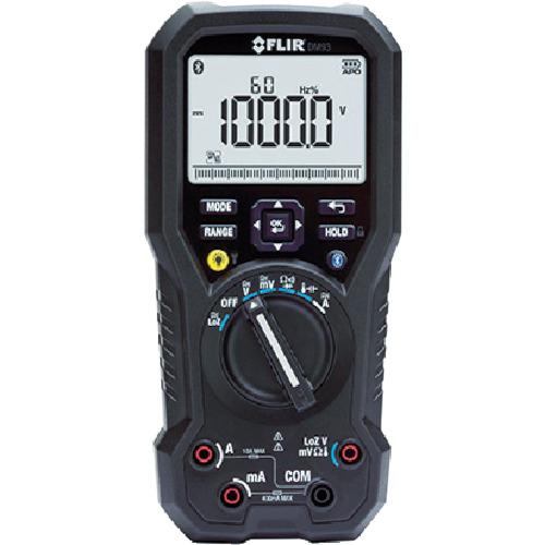 フリアーシステムズジャパン FLIR デジタルマルチメーターー DM93