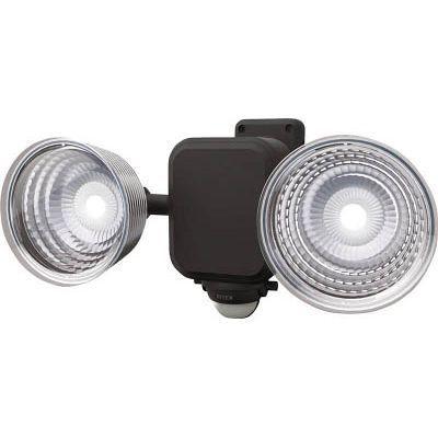 ムサシ ムサシ 3.5W×2灯 フリーアーム式LED乾電池センサーライト LED265
