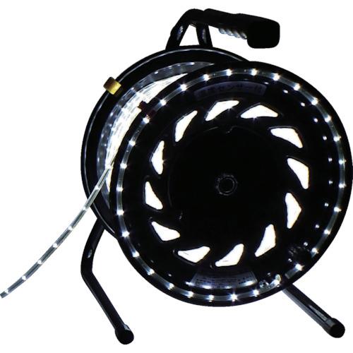 日動工業 日動 LEDラインチューブドラム白 RLL30SW