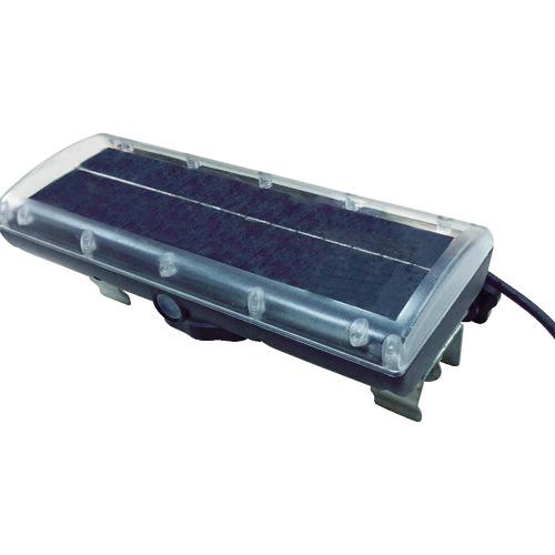 仙台銘板 仙台銘板 ネオパワーVミニ軽量型矢印板用ソーラー電源 H110×W280mm 3093109