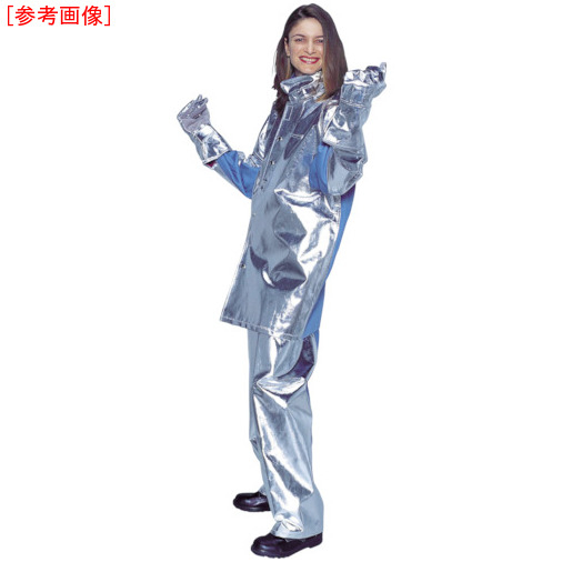 日本エンコン 日本エンコン アルミコンビ耐熱服 上衣 50202L