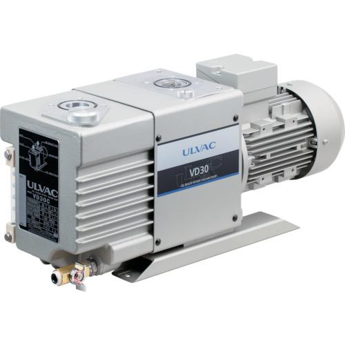 アルバック販売 ULVAC 油回転真空ポンプ VD30C VD30C