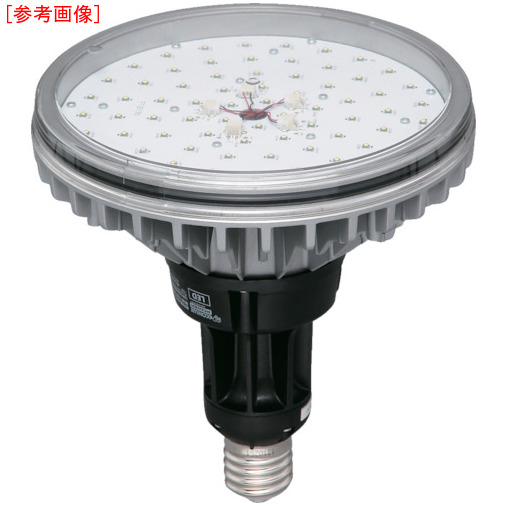 アイリスオーヤマ IRIS 高天井用LED E39口金ファンレス 水銀灯250W相当 角60° LDR65NE3960