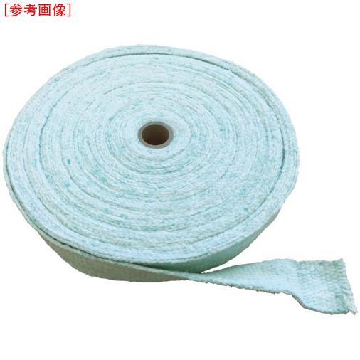 トラスコ中山 TRUSCO 生体溶解性セラミック焼成テープ 厚み2.0X幅100X30m TSCBT210030A