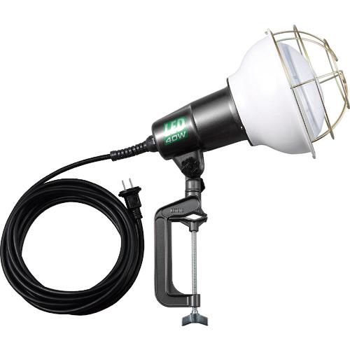 ハタヤリミテッド ハタヤ 40WLED作業灯 電線5m REL5W
