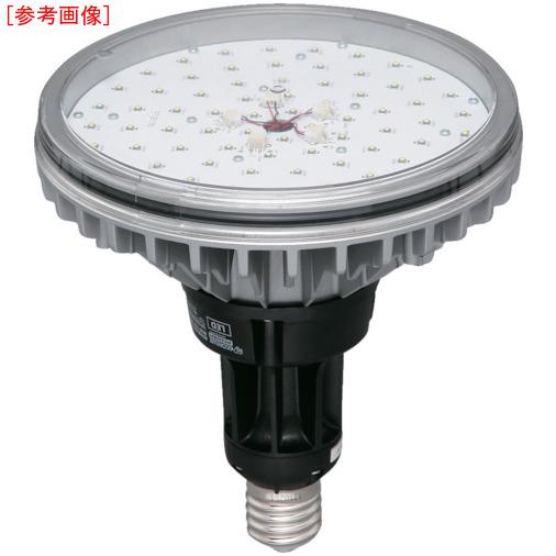 アイリスオーヤマ IRIS 高天井用LED E39口金ファンレス 水銀灯250W相当 角80° LDR65NE3980