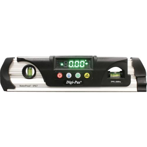 アカツキ製作所 防水型デジタル水平器 (DWL-280PRO) 8887726110310