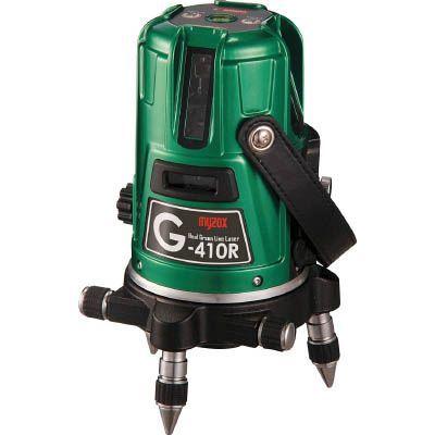 マイゾックス マイゾックス リアルグリーンレーザー墨出器 G-410R 220873
