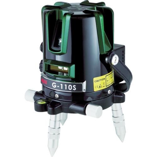 マイゾックス マイゾックス グリーンレーザー墨出器 G-110S 221358