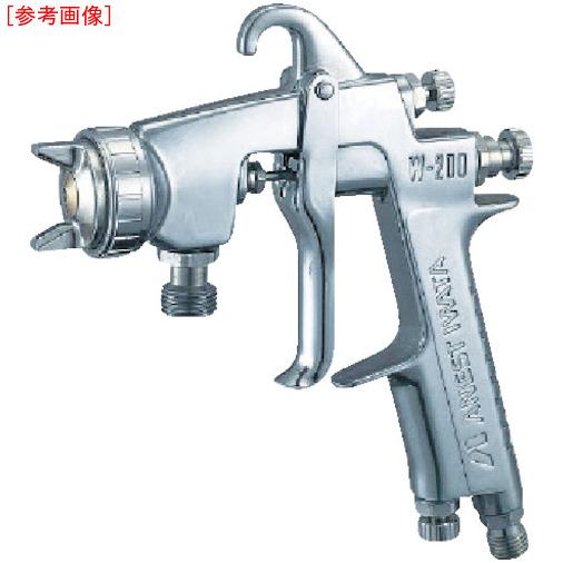 アネスト岩田コーティング アネスト岩田 大形スプレーガン(圧送式) ノズル口径 Φ1.2 W200122A