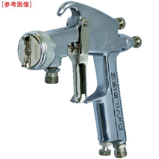 ランズバーグ・インダストリー デビルビス 圧送式汎用スプレーガンLVMP仕様、幅広(ノズル口径1.3mm) JJK307MT1.3P