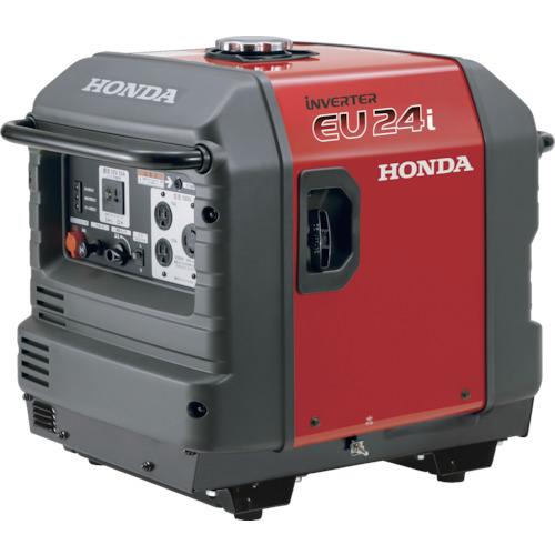 本田技研工業 HONDA 防音型インバーター発電機 2.4kVA(交流/直流)車輪無 EU24IK1JNA2