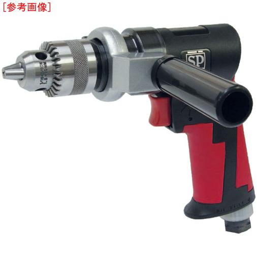 エス.ピー.エアー SP 超軽量低速スポットドリル10mm(正逆回転機構付き) SP7520