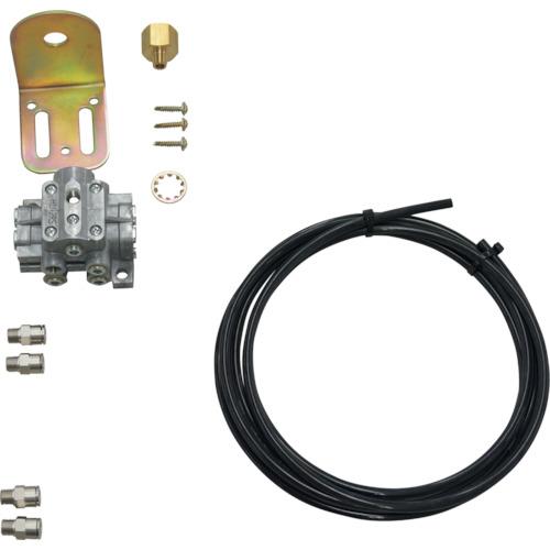 ザーレンコーポレーション パルサールブ M グリス用マルチポイント設置キット(2箇所) 1250MD2RS