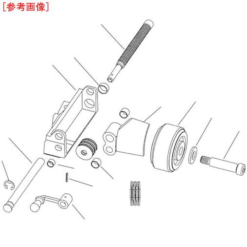 Ridge Tool Compan RIDGID スライド ノンオペレーターサイド F/918-I 61807